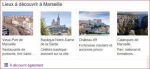 Référencement local Marseille et promotion de l'activité marchande en 2020