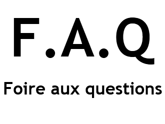 F-A-Q ou Foire aux questions par I-P-W