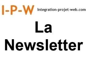 Newsletter et E-mailing I-P-W Agence web Marseille Aix en télétravail partout en France