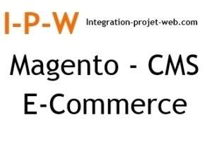 Référencement naturel Magento CMS & E Commerce I-P-W agence web Référencement, Création, Promotion de site Web en télétravail partout en France
