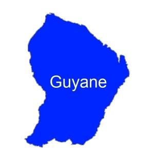 Région Guyane. I-P-W Référencement Création Promotion Web en télétravail partout en France
