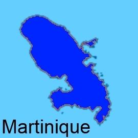 Région Martinique. I-P-W Référencement Création Promotion Web en télétravail partout en France