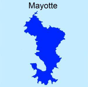 Région Mayotte I-P-W agence web Référencement Création de site en télétravail partout en France