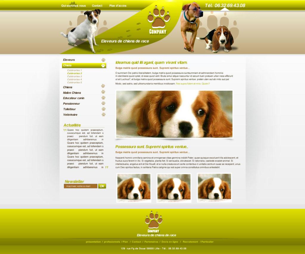 Site de rencontres pour chiens
