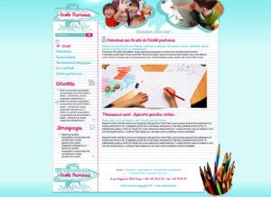 Graphisme et site web école lycée cours privés activités scolaires I-P-W agence web Marseille Aix en Provence en télétravail partout en France