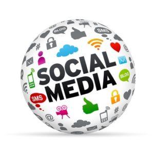 Présence sur les réseaux sociaux I-P-W agence web Marseille Aix en télétravail partout en France