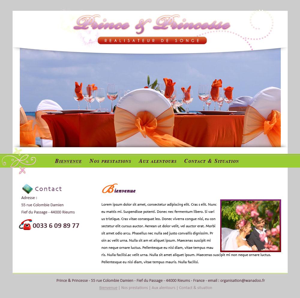 Création de Site Web Événementiel & Évènement graphisme et site Agence Web I-P-W Marseille Aix en télétravail partout en France