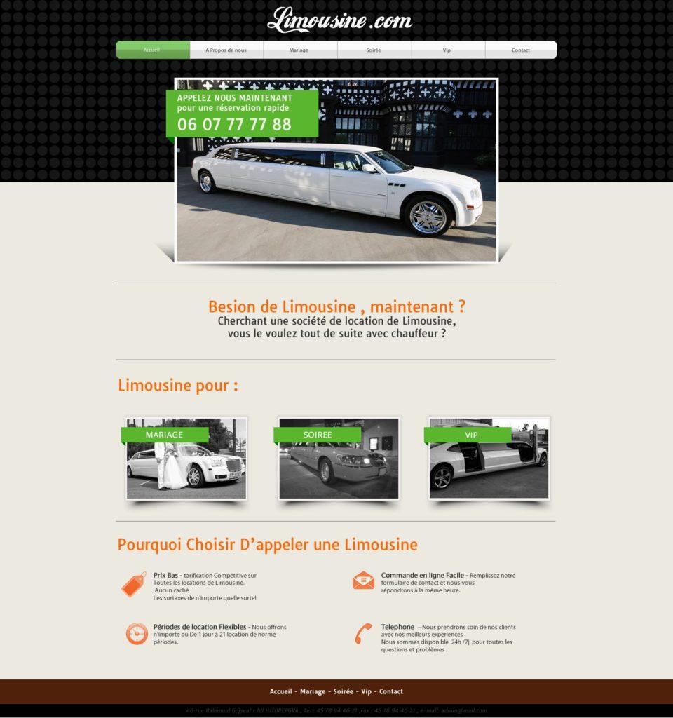 Création de Site Web Transport Société de Transport Graphisme et site I-P-W agence Web Marseille Aix télétravail partout en France