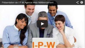 Vidéo de présentation de I-P-W Intregration Projet Agence web Marseille Aix en Provence