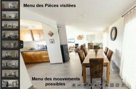 Visite virtuelle 3D par photographe Professionnel I-P-W agence web Marseille Aix en Provence en télétravail partout en France
