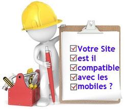 Votre site est il compatible avec les mobiles ?