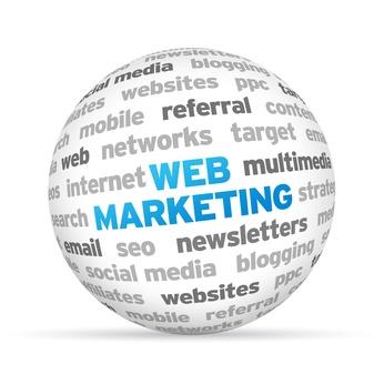 Promotion d'activité sur le Web