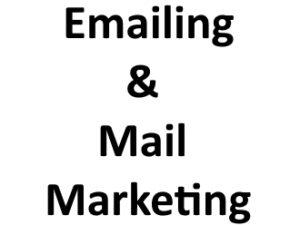 Plateforme mailing SMS de mail-marketing par I-P-W agence web Marseille Aix en télétravail partout en France