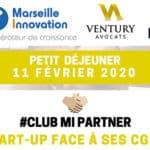 Marseille Innovation Petit déjeuner CGV CGU