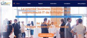 1ere rencontre Business It Meeting du Sud est I-P-W agence Web vous info